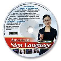 Quickstart American Sign Language CD-ROM