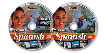 2 Audio-CD set: Quickstart Spanish