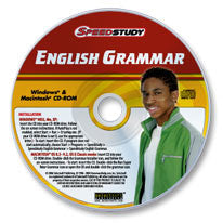 Speedstudy English Grammar CD-ROM