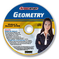 Speedstudy Geometry CD-ROM