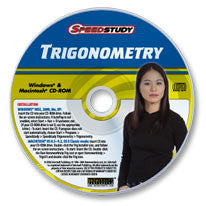 Speedstudy Trigonometry CD-ROM