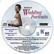 Secrets to Wedding Portraits CD-ROM