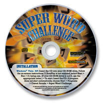 Super Word Challenge CD-ROM
