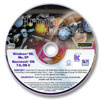 Trivia Hunter CD-ROM