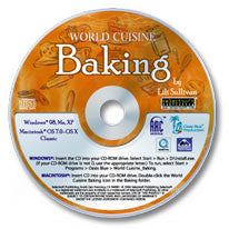 World Cuisine: Baking (CD-ROM)