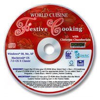 World Cuisine: Festive Cooking (CD-ROM)