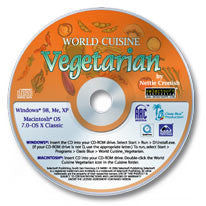 World Cuisine: Vegetarian Cooking (CD-ROM)