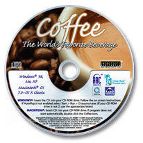 Coffee CD-ROM