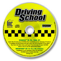 Driving School CD-ROM