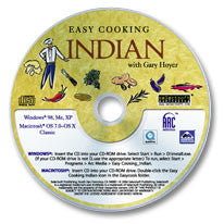 Easy Cooking Indian CD-ROM