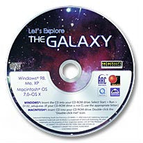 Let's Explore: the Galaxy CD-ROM