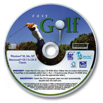 Easy Golf CD-ROM