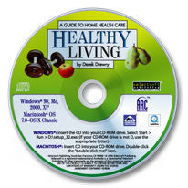 Healthy Living CD-ROM