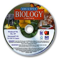 Kids Science - Biology CD-ROM