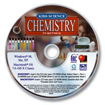 Kids Science - Chemistry CD-ROM