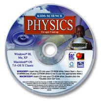 Kids Science - Physics CD-ROM