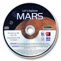 Let's Explore: Mars CD-ROM