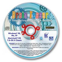 Brain Teaser CD-ROM