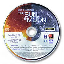 Let's Explore: The Sun & Moon CD-ROM