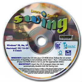 Learn to Dance Swing CD-ROM