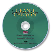 Grand Canyon: Symphony of Stone DVD