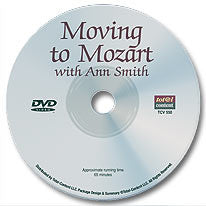 Moving to Mozart DVD