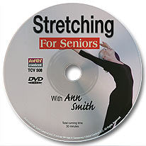 Stretching for Seniors DVD