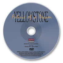 Yellowstone: Fabric of a Dream DVD