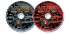 Railroads: Tracks Across America (2 DVD set)