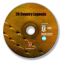 20 Country Legends DVD