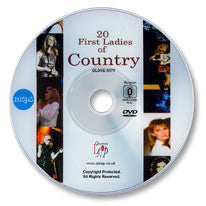 20 First Ladies of Country DVD