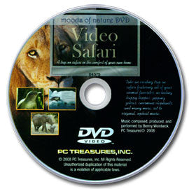 Video Safari DVD