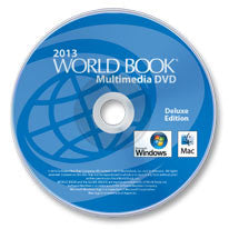 World Book 2013 Multimedia Deluxe Edition