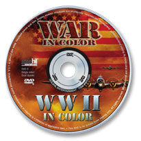 World War II in Color DVD