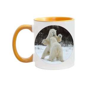 11oz. Mug Polar Bears