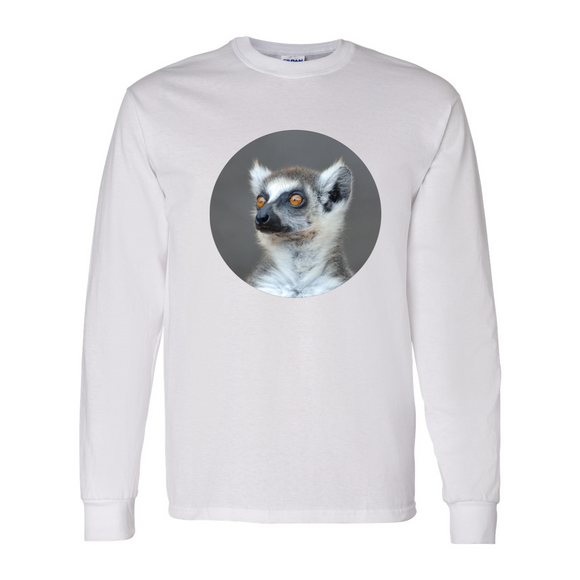Long Sleeve Lemur Shirt