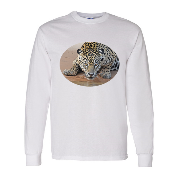 Long Sleeve Jaguar Shirt