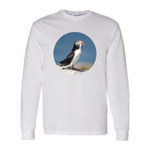 Long Sleeve Puffin Shirt