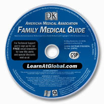 AMA Family Medical Guide CD-ROM