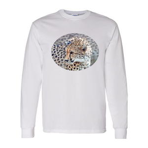 Long Sleeve Cheetah Shirt