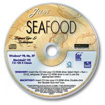 Just Seafood CD-ROM