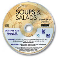 Just Soups and Salads CD-ROM