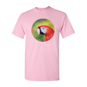 Macaw Close Up T-Shirt