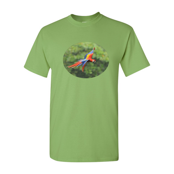 Macaw Flight T-Shirt