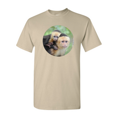 Monkey with Baby T-Shirt