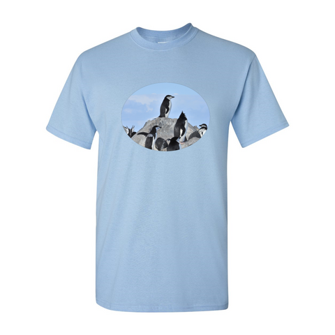 Chinstrap Penguins T-Shirt