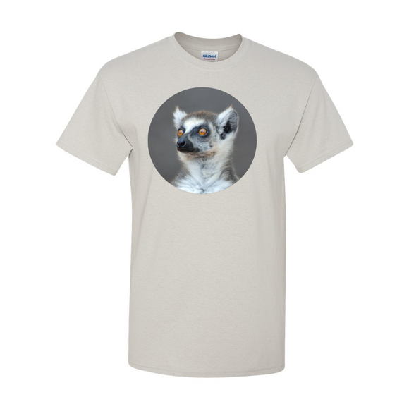 Lemur Close Up T-Shirt
