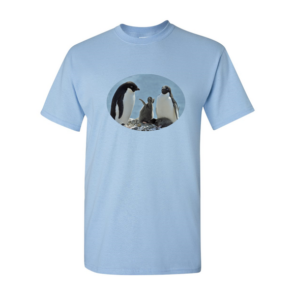Adelie Penguins T-Shirt
