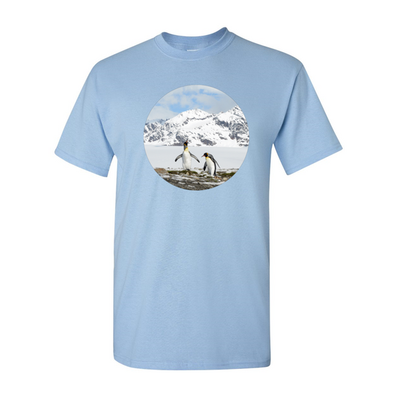 Penguin Scene T-Shirt