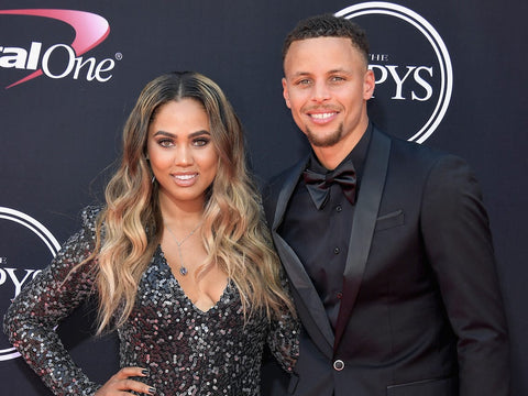 ayesha curry stephen curry chretien